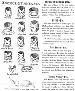 How-to-tie your Ascot Cravat!