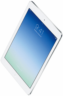 Apple Ipad Air 16GB White Wifi Only