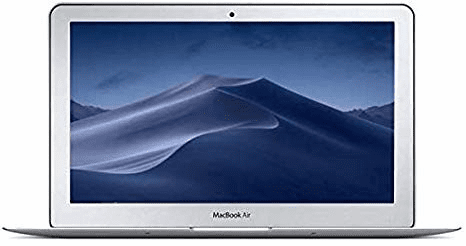 "Apple MacBook Air 11"" Intel Core I5 1.6 ghz (Early 2015)"