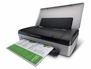 HP OfficeJet 100 Portable Printer with Bluetooth & Mobile Printing