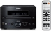Yamaha - iPod Dock CRX332BL CD Receiver