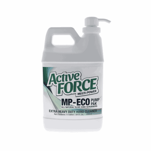 Active Force MP-ECO<br>Medium Duty Hand Cleaner<br>(1/2 Gallon Pump)