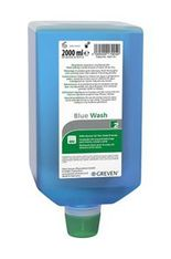 Greven Blue Wash Cleanser<br>For Hands, Hair and Body (2000ml)