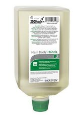 Greven HBH 3-in-1 Cleanser<br>For Hair, Body, and Hands (2000ml)