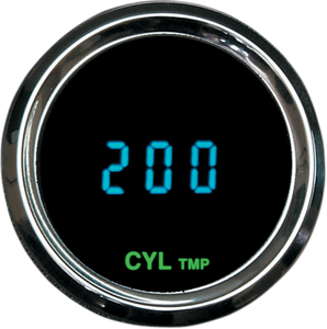 3000 SERIES DIGITAL INSTRUMENTS- CYLINDER HEAD TEMP GAUGE