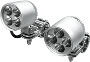 RIVCO LED Silver Driving Lights