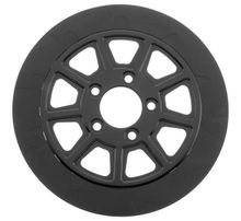 Lyndall Racing Rotors Smooth 11 Spoke Black