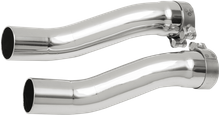 Cobra's Tri Glide Adapter Kit Chrome