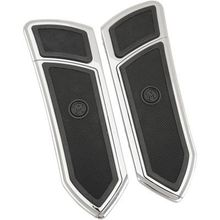 FTZ Driver Floorboard - Chrome