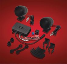 Big Bike Parts Bluetooth Sound System-Black
