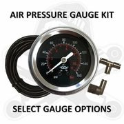 DIRTY AIR PRESSURE GAUGE KIT