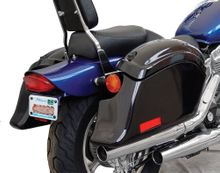 Cruiseliner Quick Release Saddlebags