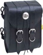 WILLIE & MAX SISSY BAR BAG DELUXE