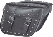 WILLIE & MAX MONTANA STUDDED SADDLEBAGS