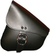 WILLIE & MAX LEATHER SWINGARM BAG- SPORTSTER