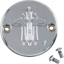 Carl Brouhard Cross Points Cover-M8 & Twin Cam