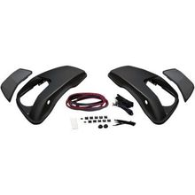 HogTunes 6 x 9 Speakers-Saddlebag Lid Speaker Kit