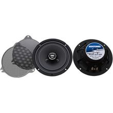 HogTunes 6.5 in Replacement Speakers w/ Grills