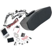 HogTunes Amp Speaker Kit for MEMPHIS SHADES Batwing Fairing