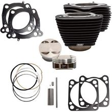 "S&S Cycles 124"" Big Bore Cylinder Kit-M8 107"" Engines"