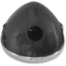 EMGO 7in Lucas Style Shell- Faux Carbon