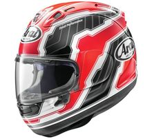 Arai Corsair-X Mamola Edge Helmet- Red