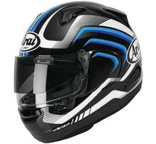 Arai Signet-X Shockwave- Blue Frost