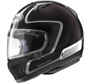 Arai Defiant-X Outline - Dark Purple
