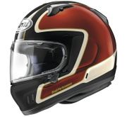 Arai Defiant-X Outline - Red/Black