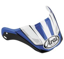 Arai XD4 Replacement Visors-Flare Blue