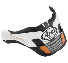 Arai XD4 Replacement Visors- Vision Orange Frost