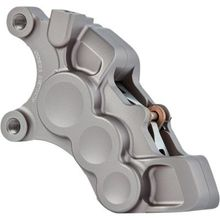 Arlen Ness Ness Tech Six-Piston Differential Bore Caliper- Titanium
