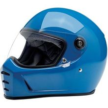 Biltwell - Lane Splitter Helmet - Gloss Tahoe Blue
