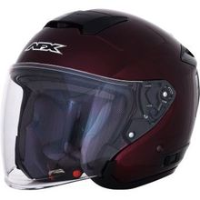 AFX - FX-60 Helmet - Dark Wine Red