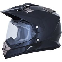 AFX - FX-39DS S2 Helmet - Gloss Black