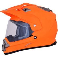 AFX - FX-39DS S2 Helmet - Matte Neon Orange