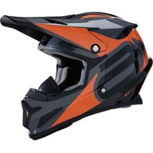 Arctiva - Rise Summit Helmet - MIPS - Black/Orange