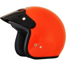 AFX - FX-75Y Helmet - Safety Orange