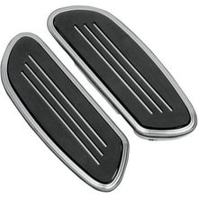 Drag Specialties - Footboard Sweeper - Chrome