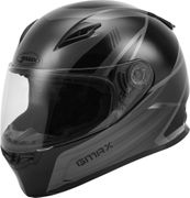 GMAX - FF-49 FULL-FACE DEFLECT HELMET BLACK/GREY