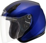 GMAX - OF-17 OPEN-FACE HELMET BLUE