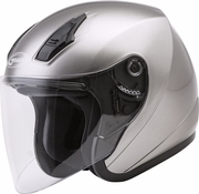 GMAX - OF-17 OPEN-FACE HELMET TITANIUM