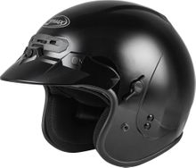 GMAX - GM-32 OPEN-FACE HELMET BLACK