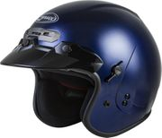 GMAX - GM-32 OPEN-FACE HELMET BLUE