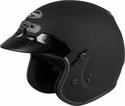 GMAX - GM-32 OPEN-FACE HELMET MATTE BLACK