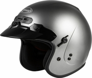 GMAX - GM-32 OPEN-FACE HELMET TITANIUM