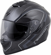 SCORPION EXO - EXO-ST1400 CARBON FULL-FACE HELMET ANTRIM GREY