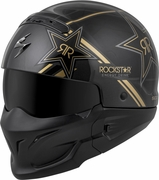 SCORPION EXO - COVERT OPEN-FACE HELMET ROCKSTAR