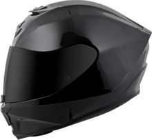 SCORPION EXO - EXO-R420 FULL-FACE HELMET GLOSS BLACK