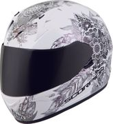 SCORPION EXO - EXO-R320 FULL-FACE HELMET DREAM WHITE